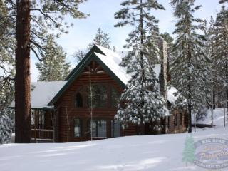 Summit Cabin Lodge a beautiful custom Vacation Cabin in Big Bear centrally located near both of Bear Mountain Ski Resorts. - Big Bear and Inland Empire vacation rentals