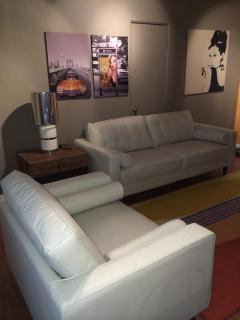 W.Hlywd GEM 1bdrm, 3 beds+WiFi+TV+patio+A/C - West Hollywood vacation rentals