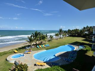 The Victorian Oceanfront Condo 2 Bed 2 Bath. V1101 - Cabarete vacation rentals