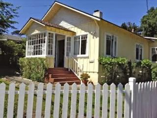 3584 Yellow Cottage by the Sea ~ Cute & Cozy & Save $50 Per Night for June! - Pacific Grove vacation rentals