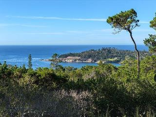 3669 Stillwater - Panoramic Ocean Views in Prestigious Pebble Beach, Spacious - Pebble Beach vacation rentals