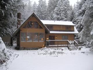 Mt. Baker Lodging - Cabin #69 - A 2-story, 5-bedroom, vacation home! Please note this home has a wood fireplace wood is NOT provided - Glacier vacation rentals