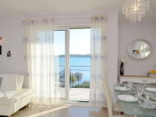 Four star Luxury Apartment with Panoramic Sea view - Trogir vacation rentals