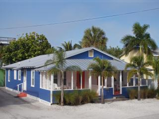 2-Unit Beach to Bay Cottage...NOT Grandma's place! - Bradenton Beach vacation rentals