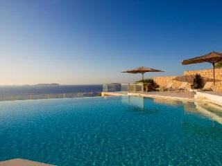 Outstanding Luxury Villa Calo with Pool offers Space & Breathtaking Sea Views - Ibiza vacation rentals