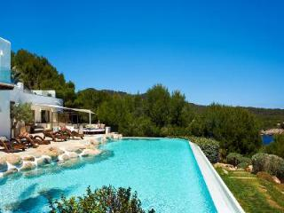 The Ultimate Luxury Getaway! Seafront Villa Diamond Bay with Staff, Pool & More - Ibiza vacation rentals