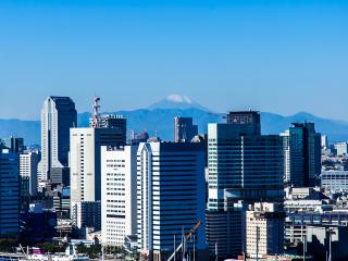 Great Location, Amazing views and very spacious 5 - Chuo vacation rentals