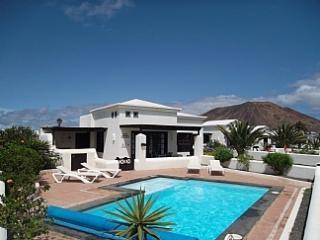Playa Blanca holiday villa rental with heated pool - Playa Blanca vacation rentals