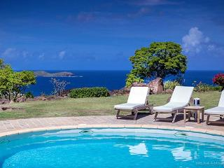 Charming villa with great views over the ocean and Marigot Bay WV AVE - Mont Jean vacation rentals
