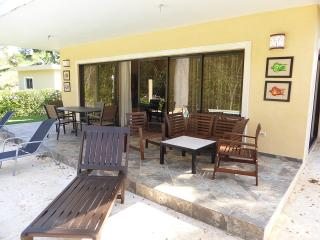 This two-bedroom,2-1/2 bath has a uniquely-styled pool with a view of the wooded ravine. Use the BBQ for your outdoor dining enj - Cabarete vacation rentals