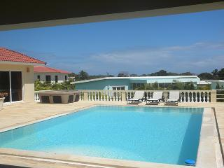 Ultimate Privacy Villa Ultima! Cable TV every bedroom and huge flat screen in Salon. New jacuzzi.(608) - Sosua vacation rentals