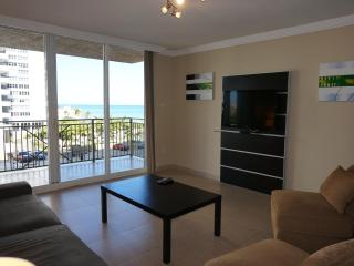 2080 OCEANFRONT ON THE BEACH 2/2 BDR ON 4TH FL - Hallandale vacation rentals