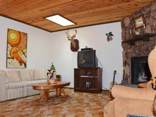 Ask about 3rd night free! Cute cabin for 6 - Big Bear City vacation rentals