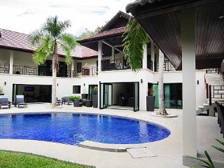 Villa Narumon - 5 Bed - Staffed Property with In-House Chef and Free Electricity - Kata vacation rentals