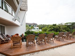 Long Beach Sea-View Apartment 3B - Koh Lanta vacation rentals