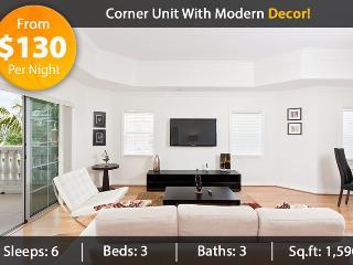 Whisper Way Escape - Modern Luxury 3 Bed Condo on 3rd Floor - Reunion vacation rentals