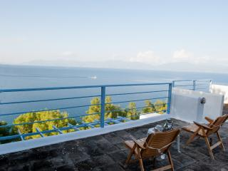 Marvelous sea view within endless nature - Theologos vacation rentals