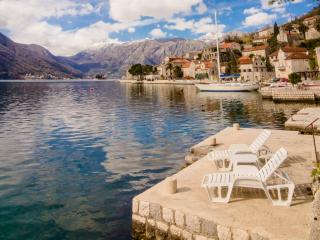 Perast Waterfront apartment - Perast vacation rentals