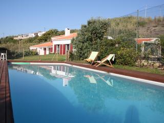 SUMMER HOUSE IN FRONT OF THE BEACH - Colares vacation rentals