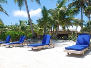 Luxurious Beachfront 2BR Villa Amber - San Pedro vacation rentals