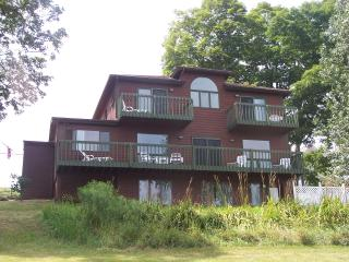 Lakefront Contemporary!  Walk to Bethel woods! - Livingston Manor vacation rentals