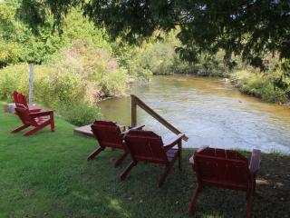 Boardman River Retreat-Taking 2015 Reservations! - Traverse City vacation rentals