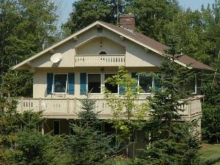 Charming Swiss Style Chalet, 1 mile to Mountain - Jay Peak vacation rentals