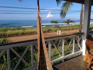 TRUE Beachfront Bungalow - Playa Hermosa vacation rentals