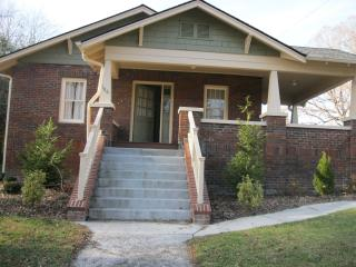 Bungalow on Shepherd Street - Hendersonville vacation rentals