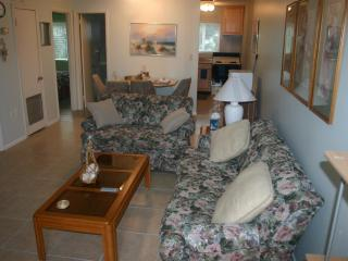 AMI Bradenton Beach Ground Condo - Bradenton Beach vacation rentals