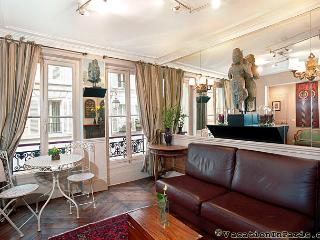Luxury Two Bedroom at Island Twin in Paris - Bailly-Romainvilliers vacation rentals