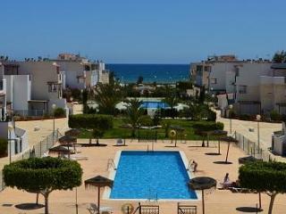 Magnificent beachfront apartment (Naturist Area) - Costa de Almeria vacation rentals