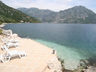 Seafront villa Strp - Perast vacation rentals