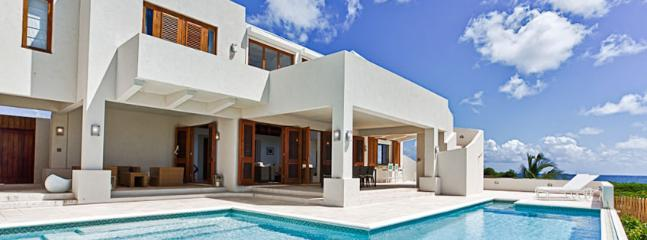 White Cedars Villa AVAILABLE CHRISTMAS & NEW YEARS: Anguilla Villa 54 Designed By Its British Owners To Create A Simple And Calm - World vacation rentals