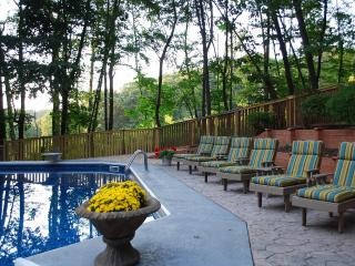 Lovely Cabin & Sunroom overlooking Fall foliage - Lancaster vacation rentals