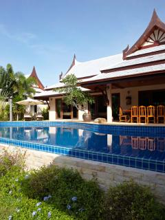 Villa Saifon 3 Bedroom Luxury Pool Villa, Krabi - Koh Yao Noi vacation rentals