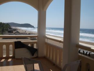 Beachfront in Zipolite - Zipolite vacation rentals