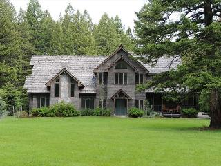 Big River Lodge - Main House - Gallatin Gateway vacation rentals
