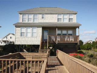 Nothin Could Be Finer  6607 West Beach Drive - Oak Island vacation rentals