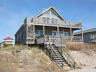 The Tides Down 2353 West Beach Drive - Oak Island vacation rentals
