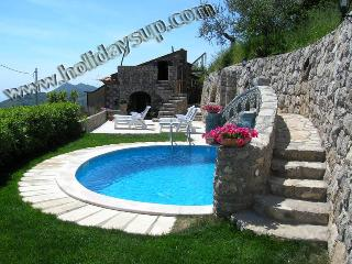 Villa Esposito enchanting position, pool, sea view - Sorrento vacation rentals