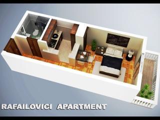 Sunset Studio Rafailovici - Montenegro vacation rentals