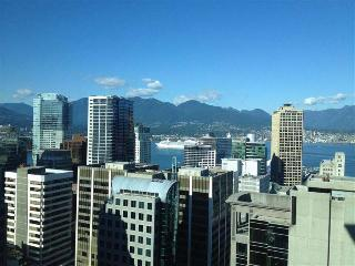 Furnished 2 Bedroom Apt in Downtown Vancouver - Vancouver vacation rentals