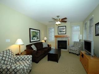 Walk to the slopes from this Fraser Crossing two bedroom. - Winter Park Area vacation rentals