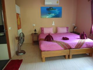 Rockvilla situated in a beautiful tropical Garden - Krabi Province vacation rentals