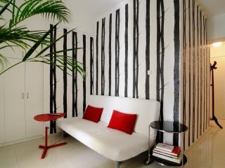 Design apartment balcony + garden Kallimarmaro!! - Athens vacation rentals