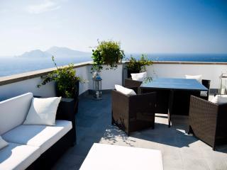 Luxury Saracen tower,enchanting sea view,minipool - Massa Lubrense vacation rentals