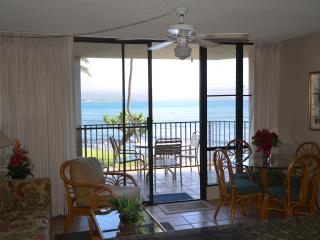 Milowai #204--Tropical Maui Oceanfront Condo - Maalaea vacation rentals