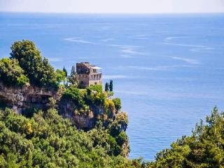 Historic Villa The Tower with Staff, Glorious Sea Views & Plenty of Privacy - Amalfi Coast vacation rentals