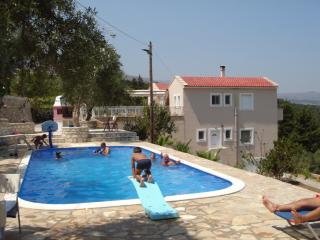 Villa Paradise. Pool Villa spread over 3 levels - Chania vacation rentals
